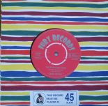 "45Re ✦ NIKKI PAPPAS ✦ ""The Pitch And Toss"" Unissued Late 50s Rocker And Instro"